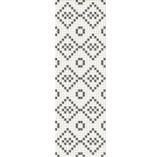 PRET-A-PORTER BLACK&WHITE MOSAIC декор 250x750